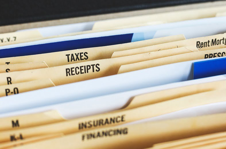 File your taxes quickly