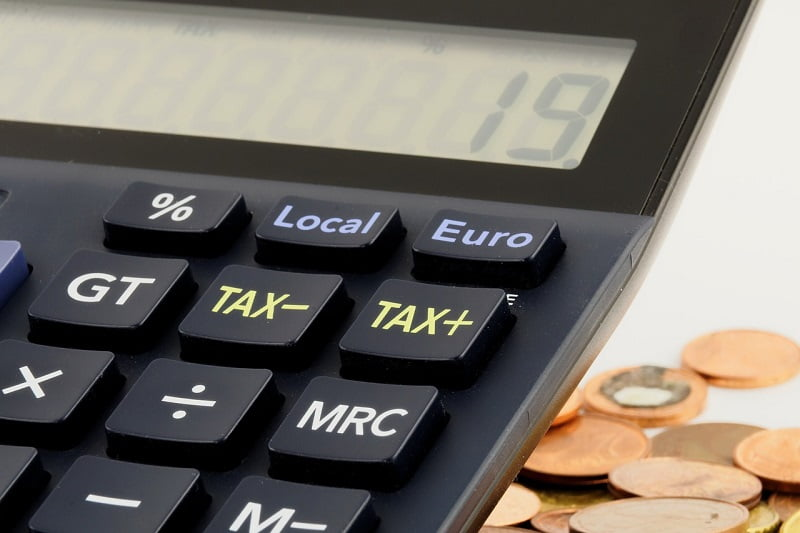 Tax information in 2021